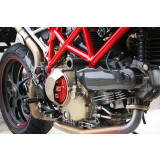 Sato Racing No Mod Frame Sliders - MV Agusta Motorcycle Body Parts