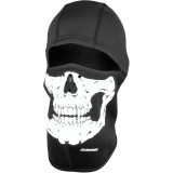 Schampa Fleeceprene Balaclava - Skull -  Cruiser Face Masks & Riding Headwear