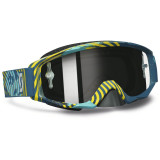 Scott 2013 Tyrant Graphic Goggles - Chrome - Scott ATV Goggles and Accessories