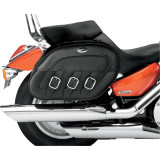 Saddlemen Drifter Quick Release Saddlebags - Saddlemen Motorcycle Luggage