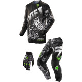 Shift 2014 Assault Combo - Masked -  Dirt Bike Pants, Jersey, Glove Combos