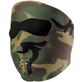 ZANheadgear Neoprene Full Face Mask -  Motorcycle Helmet Accessories