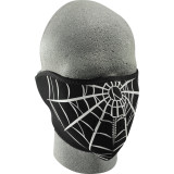 ZANheadgear Neoprene Half Face Mask -  Cruiser Face Masks & Riding Headwear