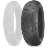 Shinko 009 Raven Rear Tire - Cruiser Tires