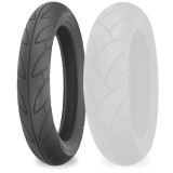 Shinko SR740 Front Tire - Motorcycle motorcycle-parts