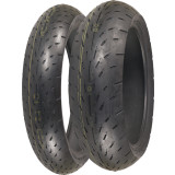 Shinko 003 Stealth Tire Combo -  Motorcycle Tire Combos