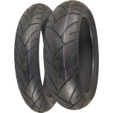 Shinko 005 Advance Tire Combo -  Motorcycle Tire Combos