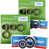 SKF Complete Front & Rear Wheel Bearing Kit