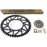 Superlite 520 Sprocket And Chain Kit - Stock Gearing - Suzuki Motorcycle Drive