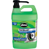 Slime Super Duty Tire Sealant With Pump - 1 Gallon