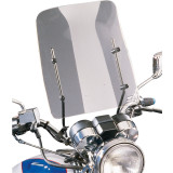 Slipstreamer Cf30 Universal Windshield - Motorcycle Windscreens and Accessories