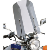 Slipstreamer Cf40 Universal Windshield - Motorcycle Windscreens and Accessories
