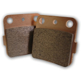 Streamline Brake Pads - Dirt Bike Rear Brake Pads