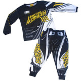 Smooth Industries 2014 H&H 2-Piece Play Wear - Youth Motorcycle Pajamas