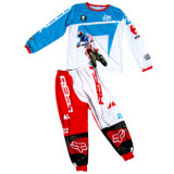 Smooth Industries Chad Reed 2-Piece Play Wear - Youth Motorcycle Pajamas