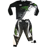 Smooth Industries H&H 2-Piece Play Wear - Youth Motorcycle Pajamas