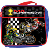 SMOOTH INDUSTRIES MX SUPERSTARS LUNCH BOX - Dirt Bike School Supplies