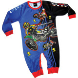 Smooth Industries MX Superstars 1-Piece Play Wear - Youth Motorcycle Pajamas