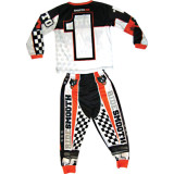 Smooth Industries Smooth Moto X 2-Piece Play Wear - Youth Motorcycle Pajamas