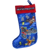 Smooth Industries MX Superstars Holiday Stocking - ATV Collectibles