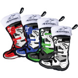 Smooth Industries Alpinestars Mini Stocking Ornaments - ATV Collectibles
