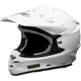 Shoei VFX-W Solid Helmet - Dirt Bike Motocross Helmets