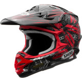 Shoei VFX-W Helmet - Crosshair - Motocross Neck Braces