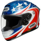Shoei X-12 Helmet - B-BOZ 2 - Shoei Helmets and Accessories