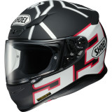 Shoei RF-1200 Helmet - Marquez Black Ant - Shoei Helmets and Accessories