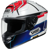 Shoei X-12 Helmet - Motegi Marquez - Shoei Helmets and Accessories