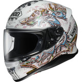 Shoei RF-1200 Helmet - Graffiti - Shoei Helmets and Accessories