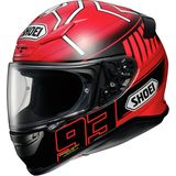 Shoei RF-1200 Helmet - Marquez 3 - Full Face Motorcycle Helmets