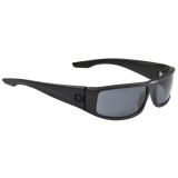 Mt Blk / Grey Polarized Lens