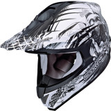 Scorpion VX-34 Scream Helmet - Scorpion Dirt Bike Riding Gear