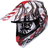 Scorpion VX-34 Oil Helmet - Dirt Bike & Motocross Protection