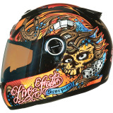 Scorpion EXO-750 Helmet - Live Fast - Scorpion Cruiser Products