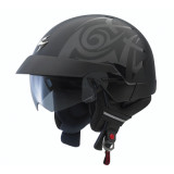 Scorpion EXO-100 Helmet - Tribal - Scorpion Cruiser Products