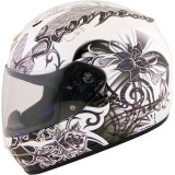 Scorpion EXO-R410 Helmet - Orchid - Womens Full Face Motorcycle Helmets