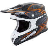 Scorpion VX-R70 Blur Helmet - Scorpion Dirt Bike Riding Gear