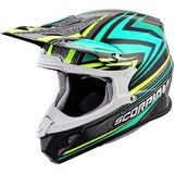 Scorpion VX-R70 Barstow Helmet - Scorpion Dirt Bike Riding Gear