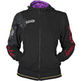 Speed & Strength Women's Killer Queen Armored Hoody -  Motorcycle Jackets and Vests