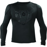 Six Six One Subgear Long Sleeve - SixSixOne Dirt Bike Chest and Back