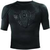 Six Six One Subgear Short Sleeve - SixSixOne Dirt Bike Chest and Back
