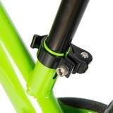 Green Seat Clamp