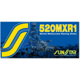 Sunstar 520 MXR1 Works MX Racing Chain - FEATURED-1 Dirt Bike Dirt Bike Parts