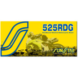 Sunstar 525 RDG Dualguard Sealed Chain -  Motorcycle Chains and Master Links