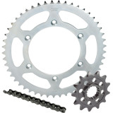 Sunstar HDN Chain & Steel Sprocket Combo