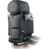 T-Bags Convertible With Roll Bag And Net - T-Bags Cruiser Tail Bags