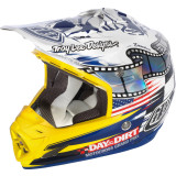 Troy Lee Designs 2013 SE3 Helmet - A Day In The Dirt - Troy Lee Designs Utility ATV Helmets