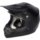 Troy Lee Designs 2014 Air Helmet - Midnight - Troy Lee Designs Utility ATV Helmets
